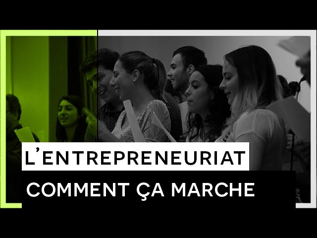 People say : QOLNIQO - Comment entreprendre