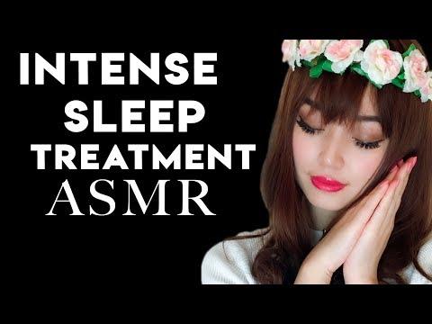 [ASMR] ~Mind Blowing~ Sleep Treatment (Relaxing Scratching)