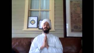 Monday Meditation - Har Haray Hari Wahe Guru - Creative Potential Into Infinity