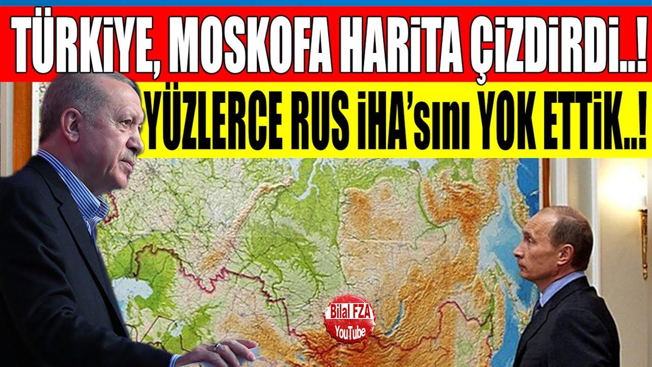 Of Bee.. Türkiye Moskofa Gömçürtmenin Haritasını Çizdirdi