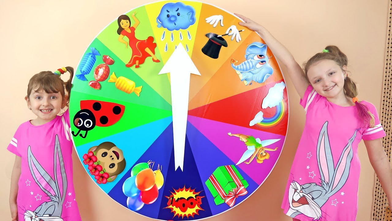 Spin The Wheel to Decide - Custom Online Spinning Wheel