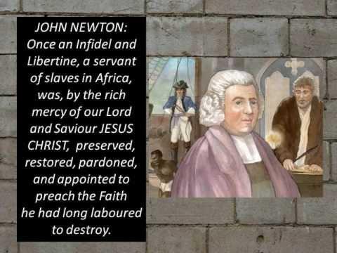 john newton amazing grace chords