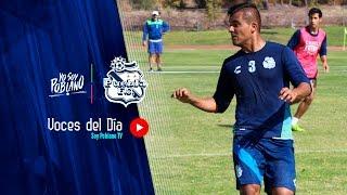 Club Puebla I Pretemporada I Día 7 I Carlos Gutiérrez