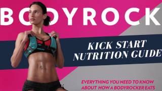 BodyRock Meal Plan