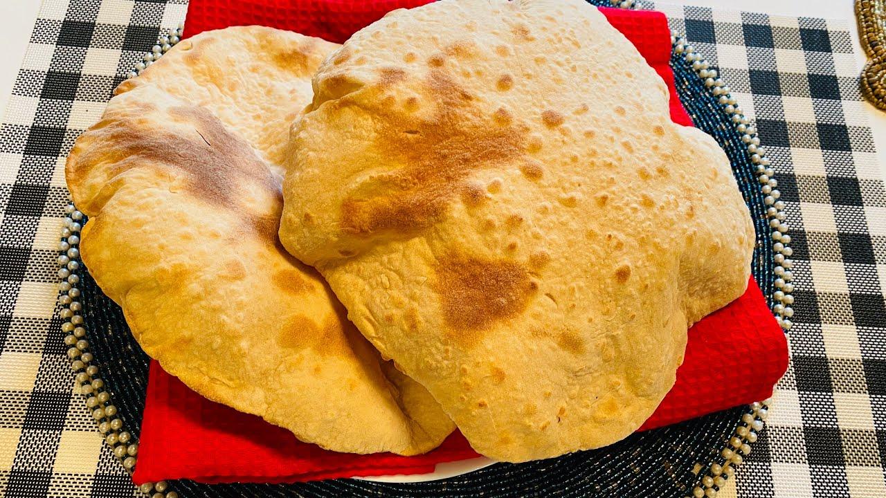 Homemade Tandoori Roti in the Oven# Restaurant Style# MUST ...