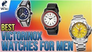 10 Best Victorinox Watches For Men 2018