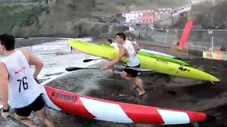 Canoagem Madeira 2019