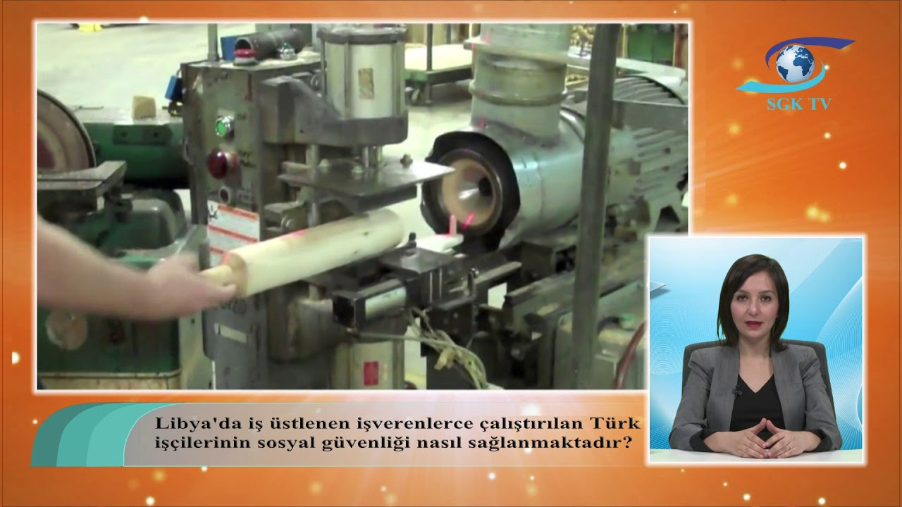 Libya'da iş üstlenen Türk işçilerinin sosyal güvenliği nasıl sağlanmaktadır?