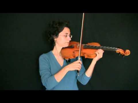 Violino - Lição 8