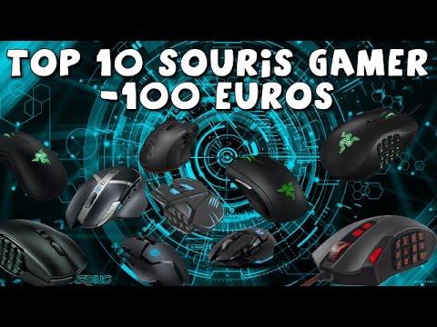 Top 10 Souris Gamer à moins de 100 euros !