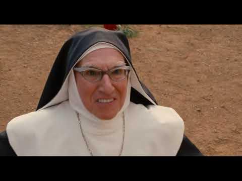 Три балбеса меняют колокол в женском монастыре комедия
