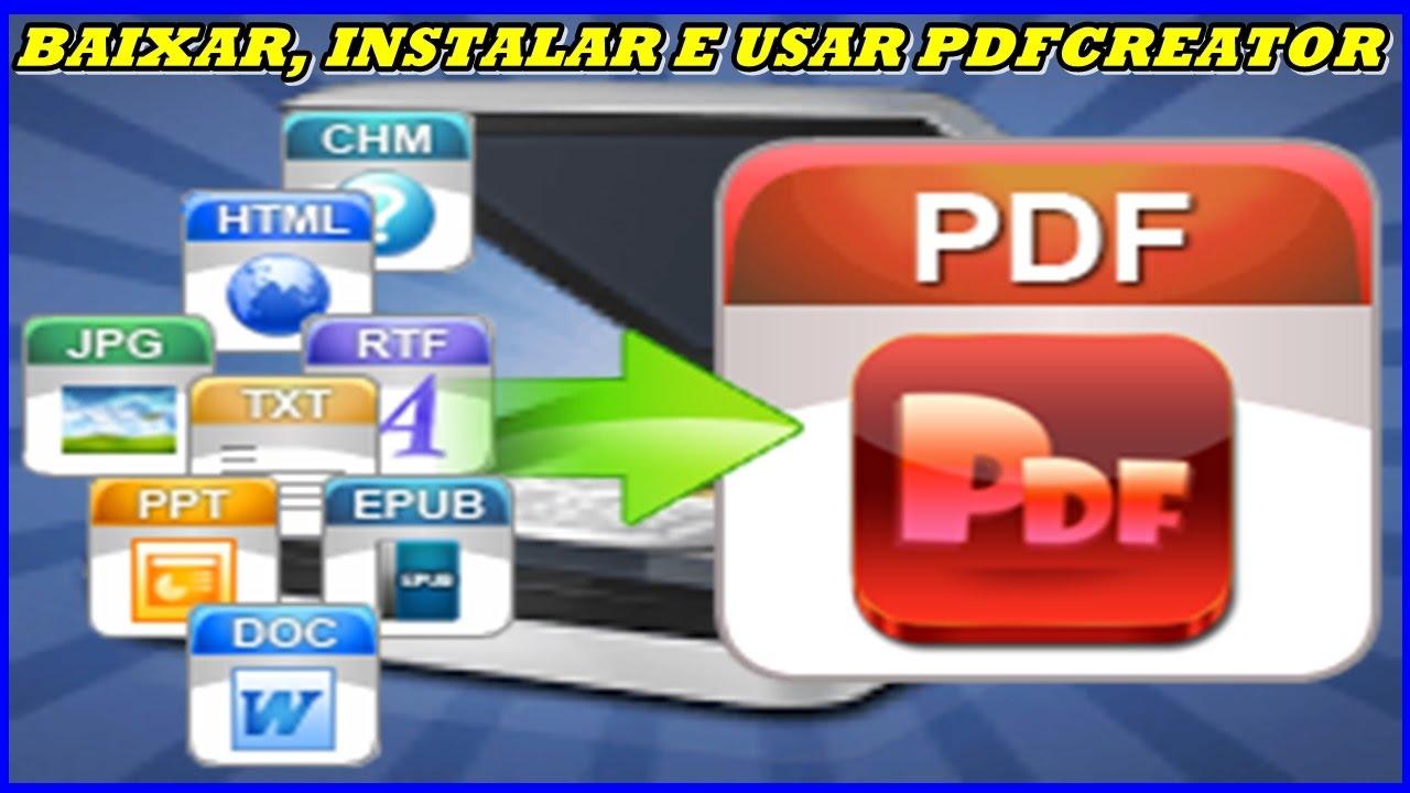 Impressora Pdf Gratis