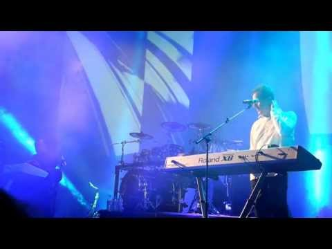 Orchestral Manoeuvres in the Dark - Telegraph (live)