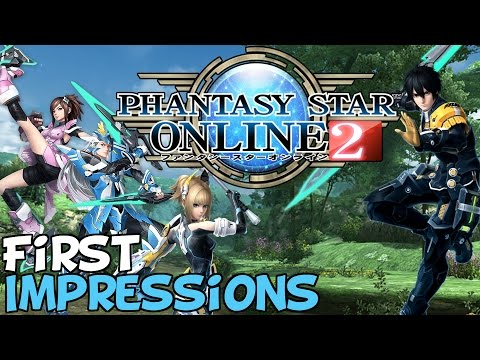 "Phantasy Star Online 2 First Impressions ""Is It Worth Playing?"""