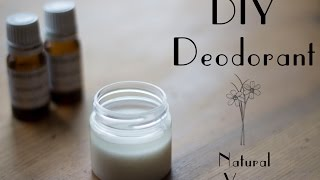 Diy Deodorant ✿ The Rabbit Buffet