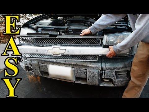 How to change Trailblazer Headlights (fast and easy way)
