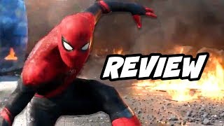 Spider-Man Far From Home Early Review Reaction NO SPOILERS