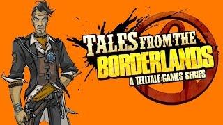 Tales from the Borderlands - Full Season 1 Walkthrough 60FPS HD