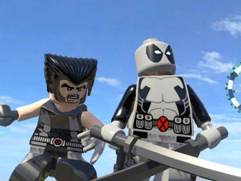 Скачать Моды На Лего Марвел Супергерои - фото 11