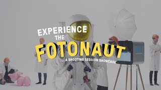 Experience the Fotonaut - Shooting session showcase