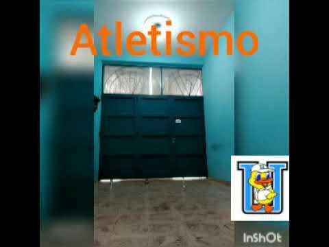 Ejercicios de Atletismo. Clase virtual quedateencasa Universidad Nacional de San Juan