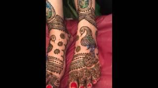 Singar Studio - Bridal Mehndi [ Henna ]