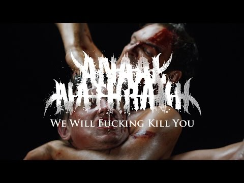 "Anaal Nathrakh ""We Will Fucking Kill You"" (OFFICIAL VIDEO)"