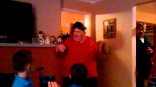 momma G Xmas Rap.3GP