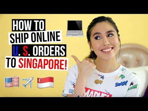 HOW TO SHIP ONLINE U. S. ORDERS TO SINGAPORE! (via Ezbuy.sg) | Tiara S. Dusqie