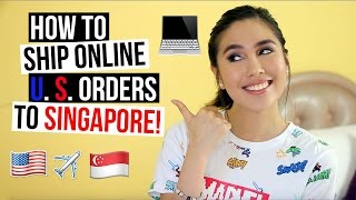 Video HOW TO SHIP ONLINE U. S. ORDERS TO SINGAPORE! (via ezbuy.sg) | Tiara S. Dusqie download MP3, 3GP, MP4, WEBM, AVI, FLV Maret 2018