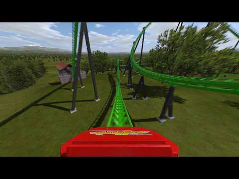Project Madrid Prediction - Unfinished - NoLimits 2 Intamin Giga