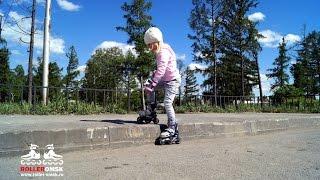 Как научиться кататься на роликах в Омске? Школа катания на роликовых коньках Роллер Омск
