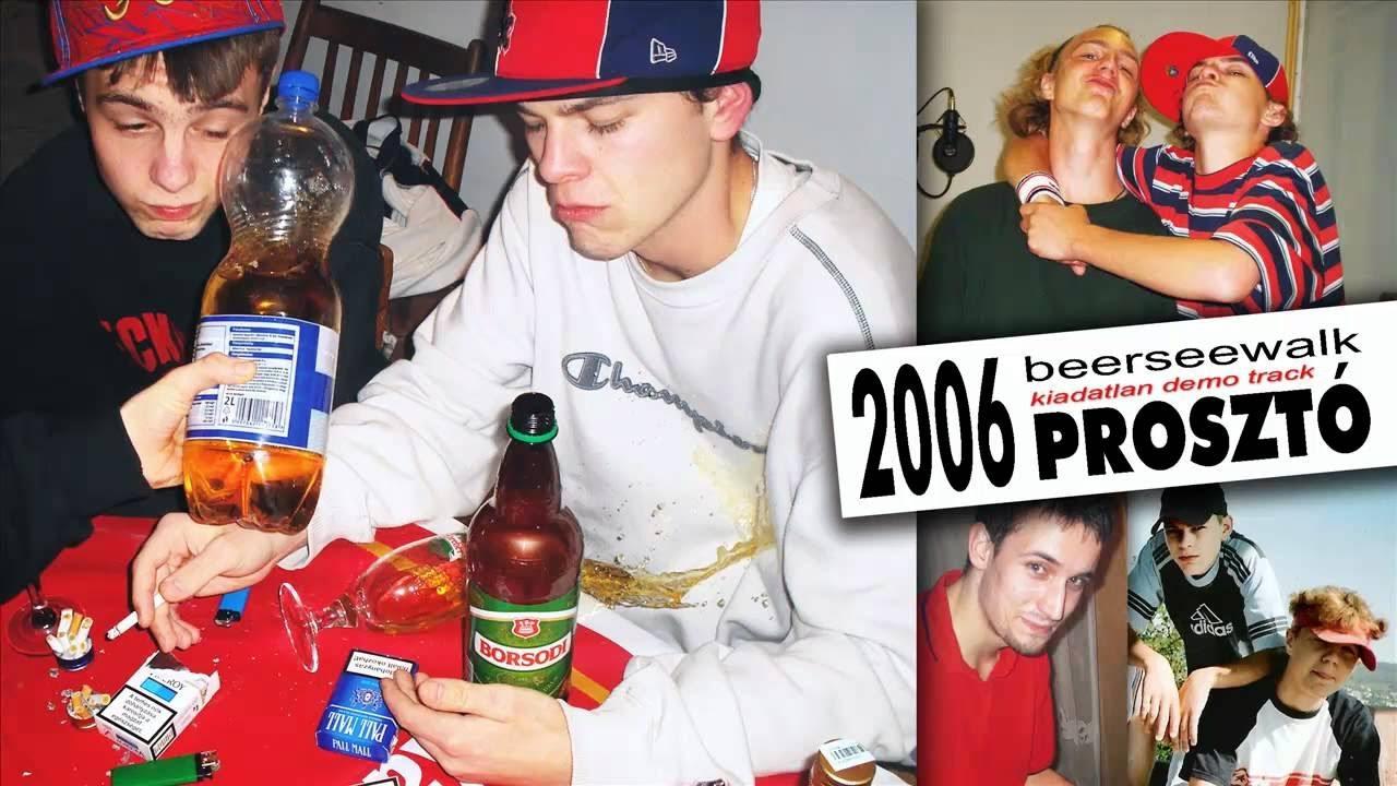 Beerseewalk - Prosztó (2006) (Kiadatlan) - YouTube