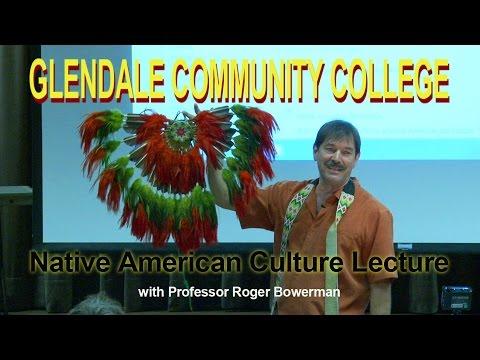 GCC Native American Culture Lecture