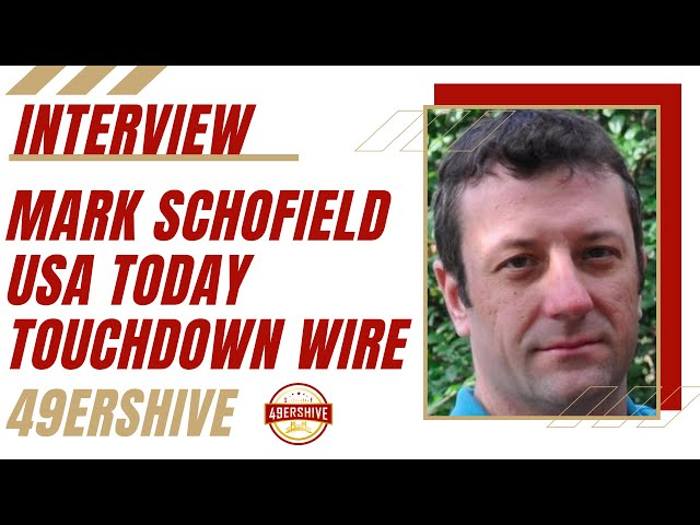 Interview: Mark Schofield of USA Today Touchdown Wire