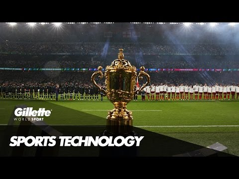 Hawk-Eye at the Rugby World Cup 2015 | Gillette World Sport