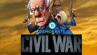 Civil War: But It's Just The Democrats