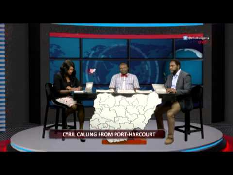 CROSSFIRE - Insurgency In Nigeria - Role Of The Media (Pt.2) | Cool TV
