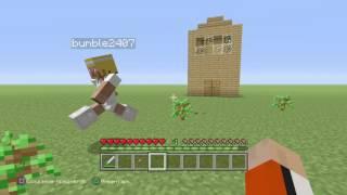 Фильм ужасов Minecraft ЗВОНОК