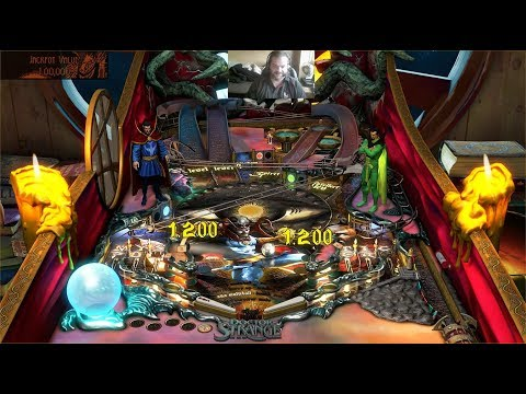 Pinball FX3 Table Mini-Review - 22 - Dr. Strange (PC 1080p60)