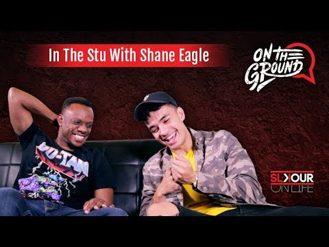 In Stu With Shane Eagle Talking The Meaning X Making Of Yellow