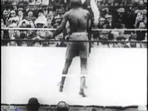 Jack Johnson vs Stanley Ketchel (1909)