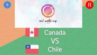 osu! World Cup 2016 Group Stage - Group E - Canada vs Chile