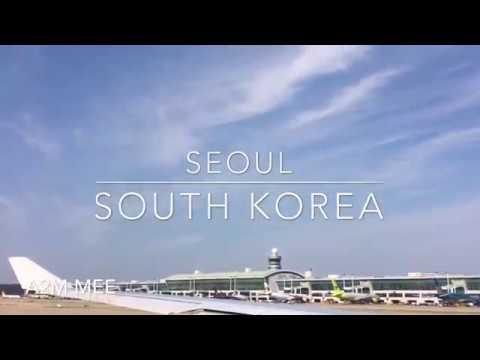 Travel in Seoul, South Korea