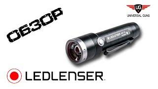 Ліхтар світлодіодний LED LENSER MT10 (500843)