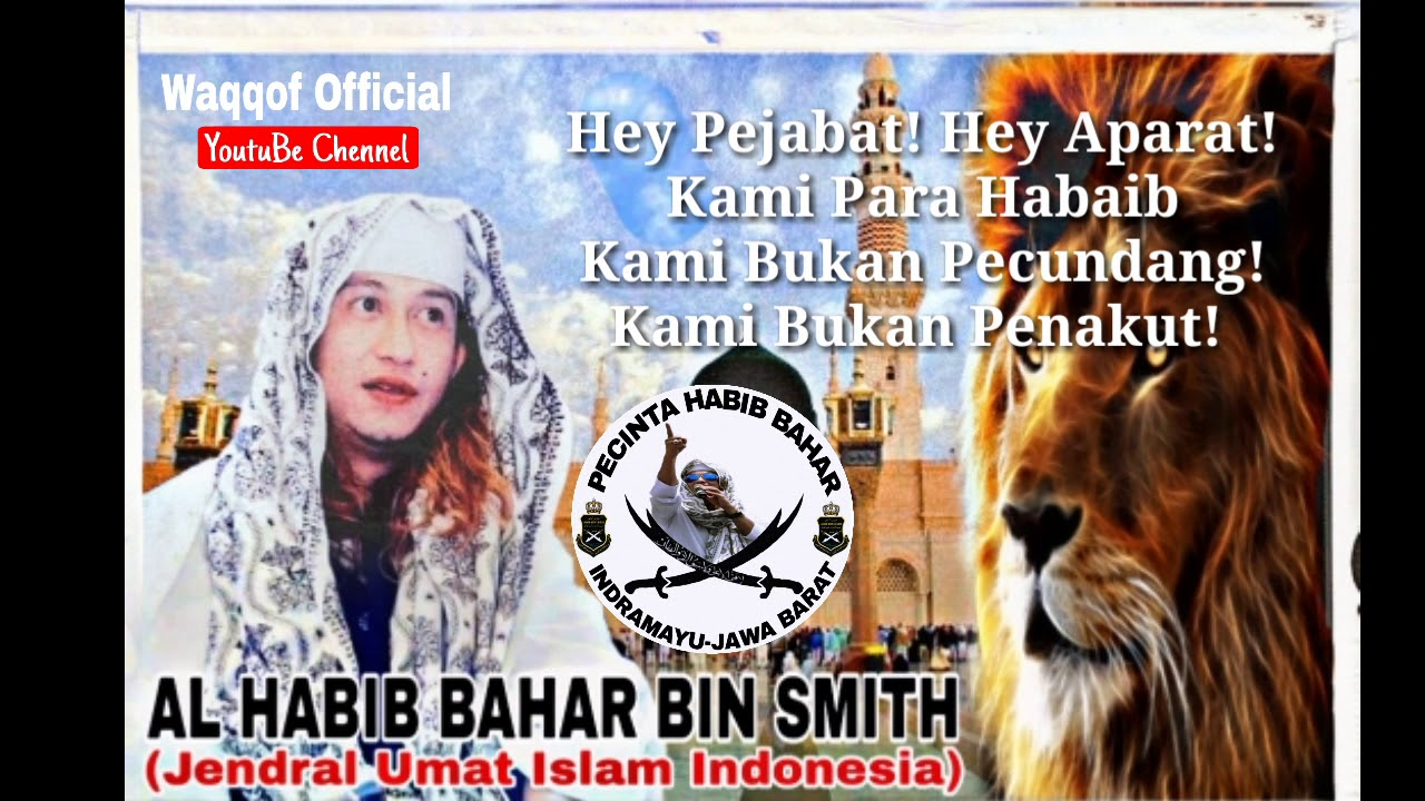 Al Habib Bahar Bin Smith|Menyuarakan Kebenaran Walaupun ...