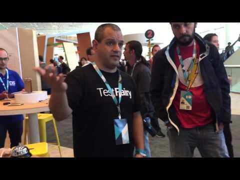 TestFairy at Google I/O