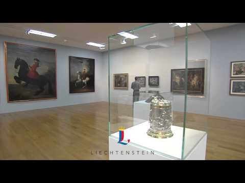 Das Kunstmuseum Liechtenstein in Vaduz