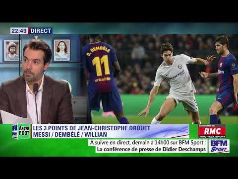 After Foot du mercredi 14/03 – Partie 1/4 - Débrief de Barcelone/Chelsea (3-0)