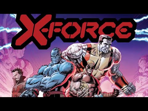 X-FORCE #1 Launch Trailer   Marvel Comics